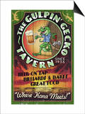 Kona  Hawaii - Gecko Tavern