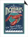 Montauk  New York - Lobster