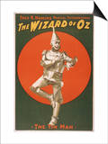 """The Wizard of Oz"" Musical Theatre Poster No2"