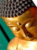 Buddha Faces at Sunday Market  Beijing  China