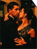 Couple Dancing Tango at Bar Sur  Estados Unidos 299  San Telmo  Buenos Aires  Argentina