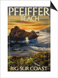 Pfeiffer Beach  California