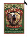 Bear Head Pale Ale - Alaska