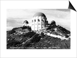 Hollywood  California - Griffith Park Observatory and Planetarium