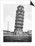 The Leaning Tower of Pisa Photograph - Pisa  Italy