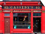 Cassidy's Pub  42 Lower Camden Street