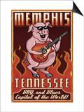 Memphis  Tennessee - Guitar Pig