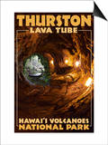 Thurston Lava Tube - Hawaii Volcanoes National Park