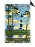 Bodie Island Lighthouse - Outer Banks  North Carolina