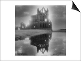 Whitby Abbey  Yorkshire  England