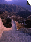 Great Wall of China  Badaling  China