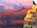 Grand Canyon from South Rim at Hopi Point  Grand Canyon National Park  Arizona