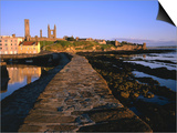 Early Morning on the Pier  St Andrews  United Kingdom