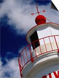 The Lighthouse at Concarneau  Concarneau  Brittany  France