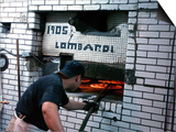 Lombardi's Pizza  Little Italy  New York City  New York