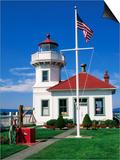Mukilteo Lighthouse  Mukilteo  Washington