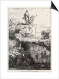 "In Plato's ""Republic"" Socrates Likens Mankind to Prisoners in a Cave"