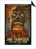 San Francisco City of the Dead Zombie Attack