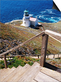 Stairs to Lighthouse at Bixby Ranch