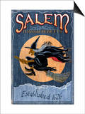 Salem  Massachusetts - Witch