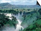 Blue Nile Falls  Near Bahar Dar  Bahar Dar  Ethiopia