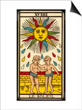 Tarot: 19 Le Soleil  The Sun
