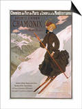 Come to Chamonix for the Very Finest Skiing