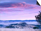 Marfa Plain in Davis Mountains State Park  Fort Davis  Texas