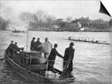 Oxford v Cambridge 1895