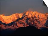 Annapurna Range  Nepal