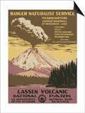 Lassen Volcanic National Park  c1938