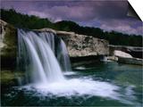 Lower Mckinney Falls  Texas