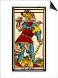 Tarot: Le Mat  The Fool