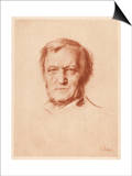 Wilhelm Richard Wagner German Composer