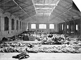 Ivory Floor at London Docks