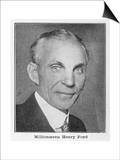 Henry Ford  American Automobile Manufacturer