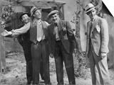 Jean Gabin  Charles Vanel  Aimos and Charles Dorat: La Belle Equipe  1936