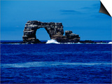 The Arch off Wolf Island  Galapagos Islands