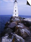 Ashland Breakwater Lighthouse  WI