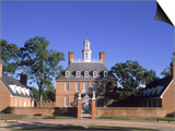 Governor's Palace  Williamsburg  VA