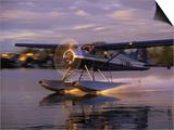 Float Plane Landing  AK