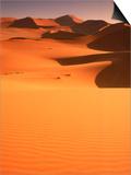 Sand Dunes  Namibia