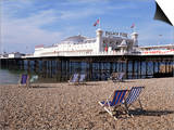 Palace Pier  Brighton  East Sussex  England  United Kingdom