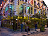 The Oliver St John Gogarty Pub  Temple Bar  Dublin  County Dublin  Republic of Ireland (Eire)