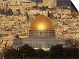 Dome of the Rock  Jerusalem  Israel