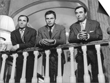 Charles Aznavour  Etienne Bierry and Jean-Louis Trintignant: Horace 62  1962