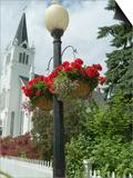 Historic District  Mackinac Island  Michigan  USA