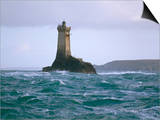 Phare De La Vieille (Lighthouse)  Raz De Sein  Finistere  Brittany  France