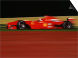 Formula One-Ferrari in Motion