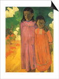 Piti Teina (Two Sisters)  1892